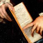 Ritratto di giovane donna col Petrarchino