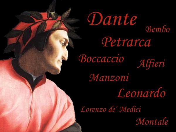 Dante e gli altri personaggi illustri a Firenze